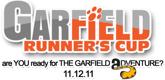 Garfield Runners Cup Are You Ready For The Garfield Adventure Little Running Teacher