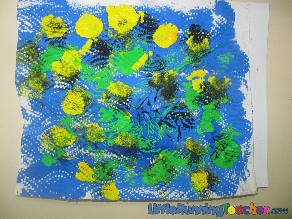 eric carle how does he makes his illustrations