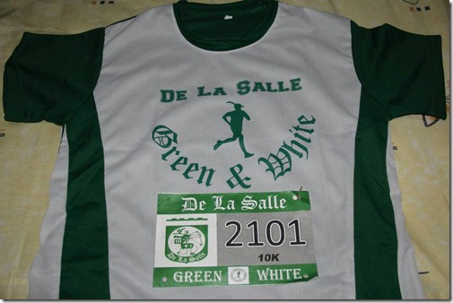 Green and White 10k