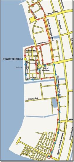 Men's-Health-Urbanathlon -2012-21km-route