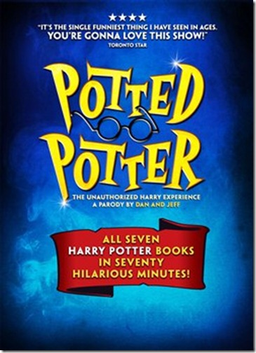 Potted Potter Manila