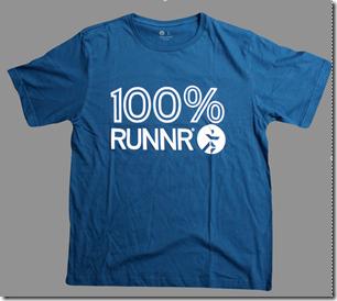 RUNNR 100% Blue