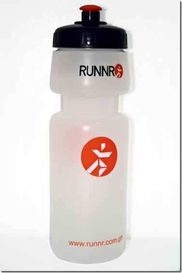 RUNNR Waterbottle