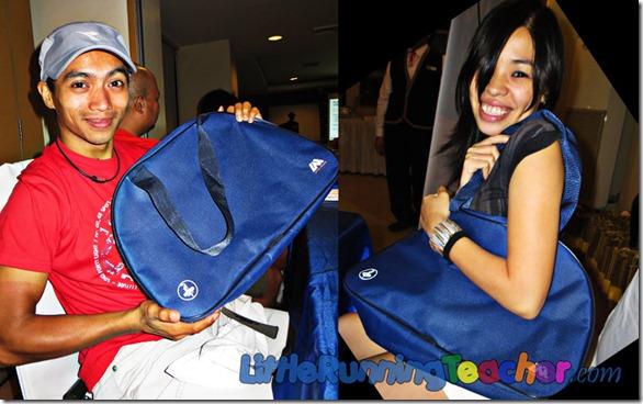 Run United 3 2012 Duffel Bag