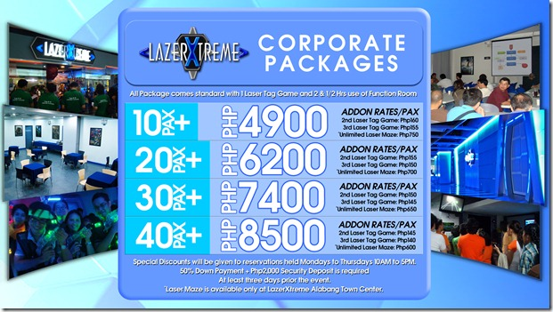 New Corp Package Ver 2