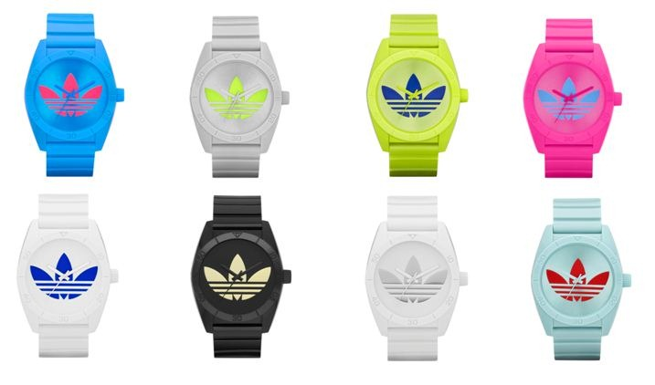 1e06f800b33a The New Adidas Watch Collection « Little Running Teacher