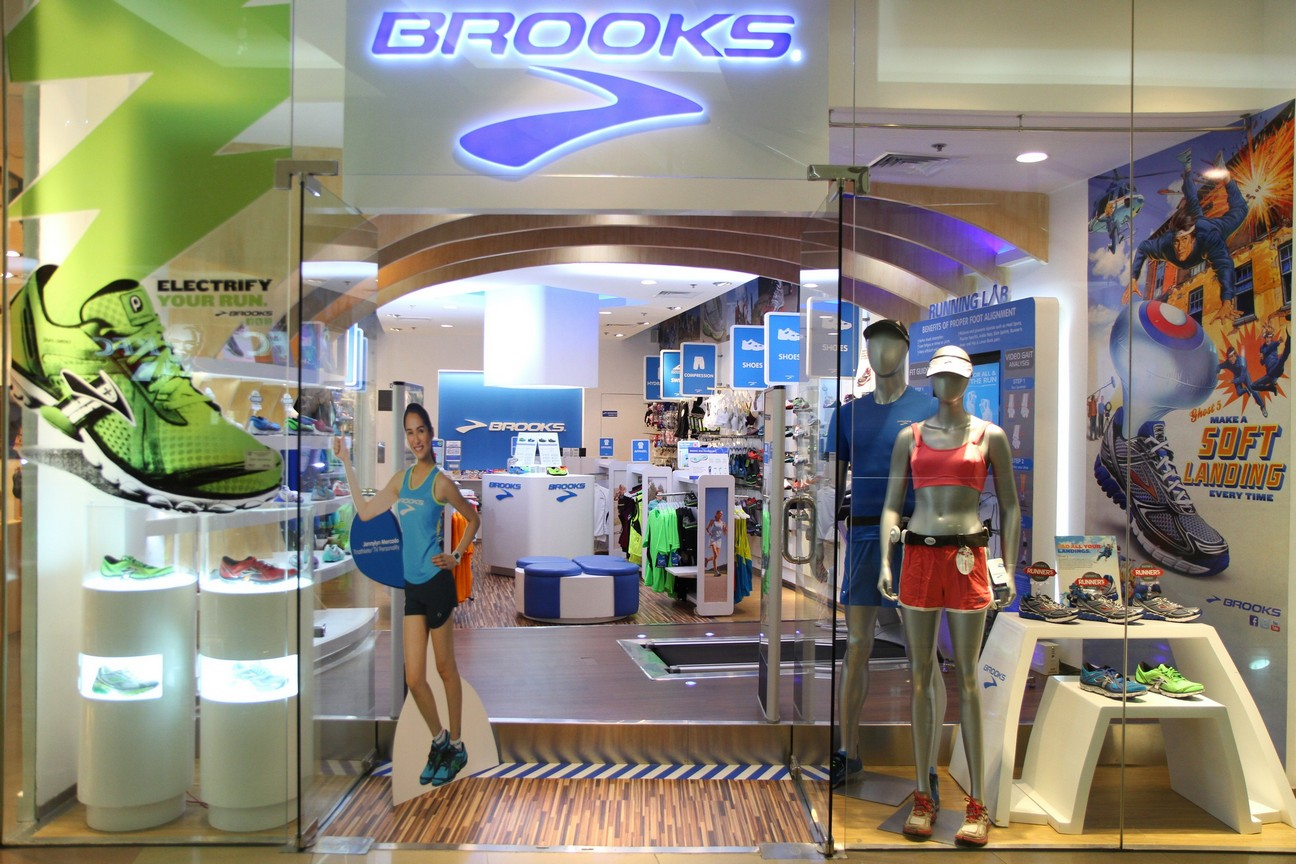 Brooks Opens Its First Running Concept