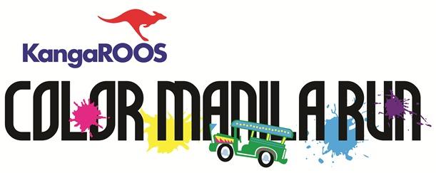 Color Manila Run 2013 Logo