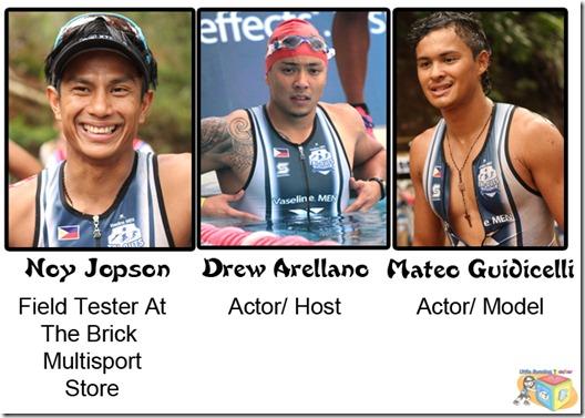 Vaseline Men Tri-outs Race to Maui 01