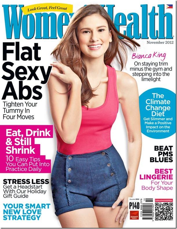 Women's Health Nov2012 Cover