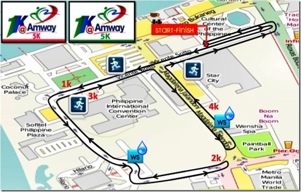 1K@Amway_Fun_Run_Race_Route_5K