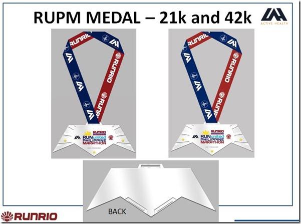 RUPM 2013 medal
