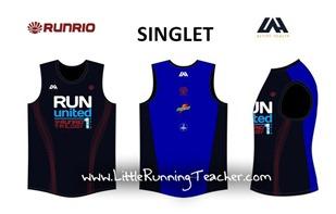Run United 2013 Singlet