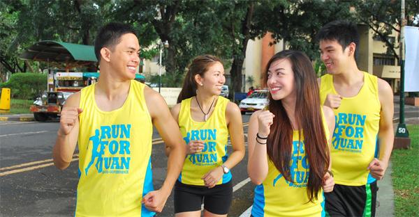 Run for Juan Singlet