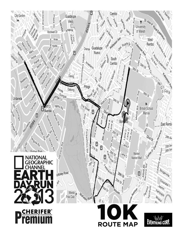Earth Day Run 08