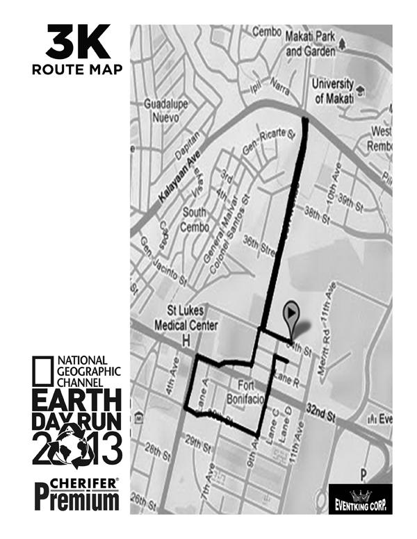 Earth Day Run 10