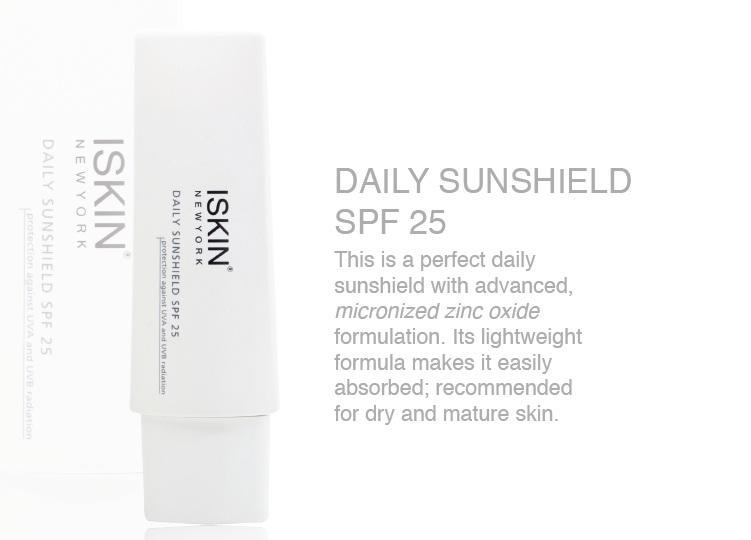 ISKIN Daily Sunshield