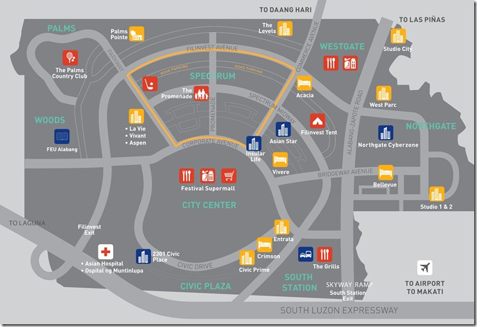 city wayfinding map10.30