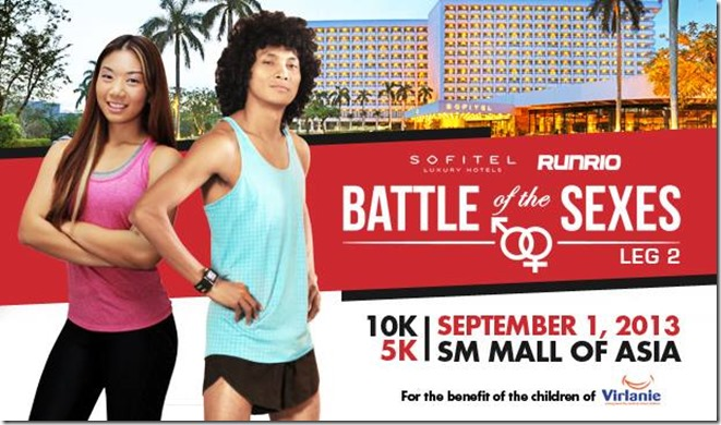 RunRio Battle of the Sexes