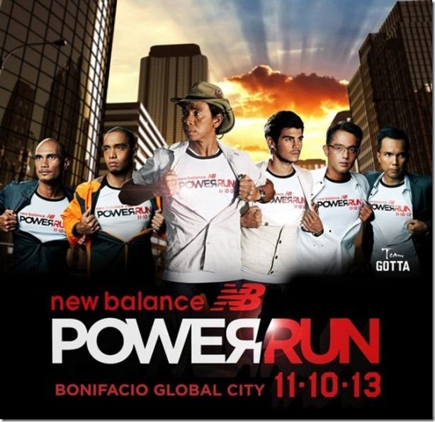 New Balance Power Run 2013