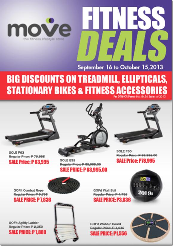 Move Fitness Deals