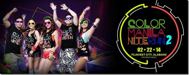Color Manila Nite Run 2