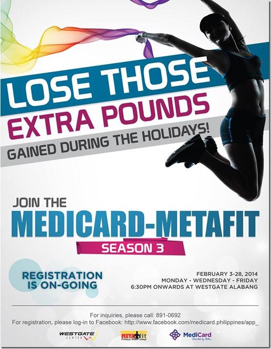 Medicard-Metafit Boot Camp