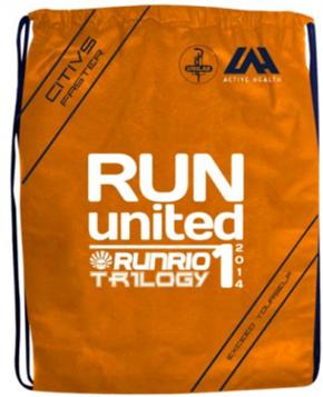 Run United 1 2014 Health Ventilation Bag