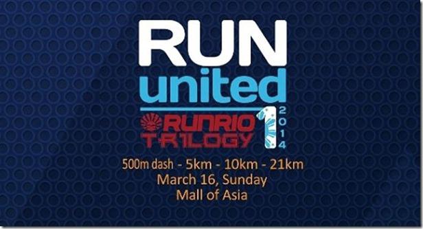 Run United 1 2014