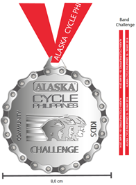 ACP Challenge medal