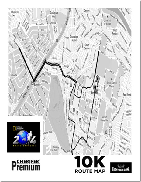 Natgeo-run-2014-10k-race-route