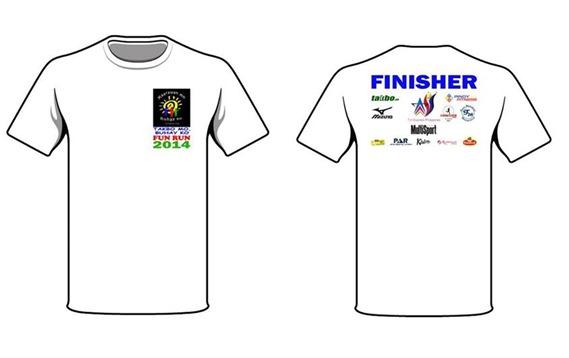 Takbo Mo Buhay Ko Finishers Shirt