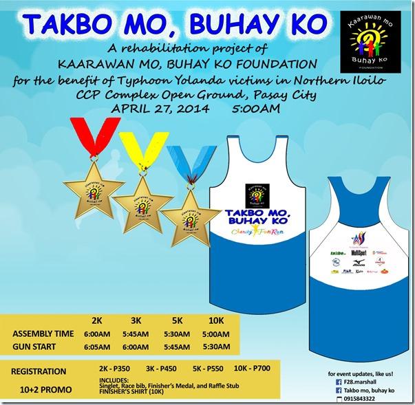 Takbo Mo Buhay Ko Poster