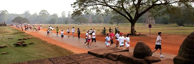 Angkor Wat International Marathon