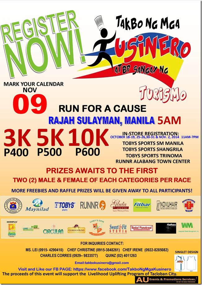 Poster Fun RUn