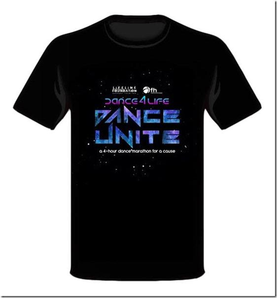 dance unite shirt
