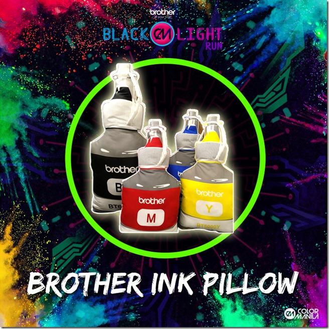 Ink Pillow