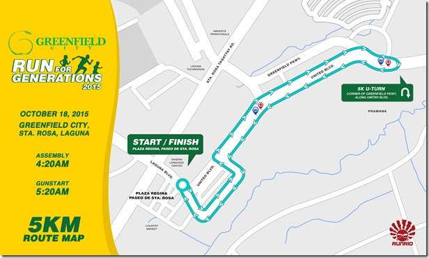Greenfield City Run 2015 - 5km