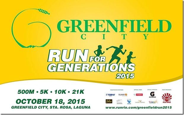 Greenfield City Run 2015
