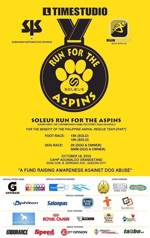run for aspins