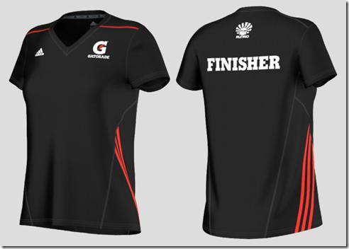 Gatorade Run 2015 Female Finishers