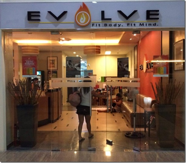 Evolve - Alabang
