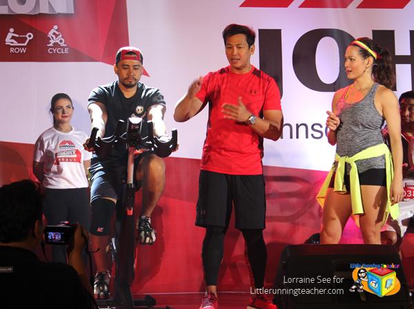 Stationary Bike, Indoor Cycling, Jim Saret, Toni Saret