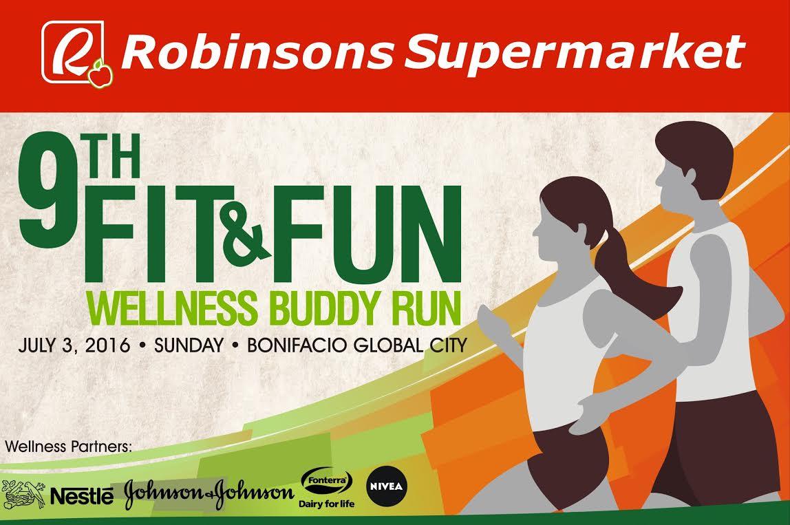Robinsons Buddy Run